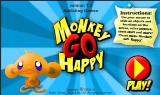 Chơi game Khỉ Con Vui Vẻ