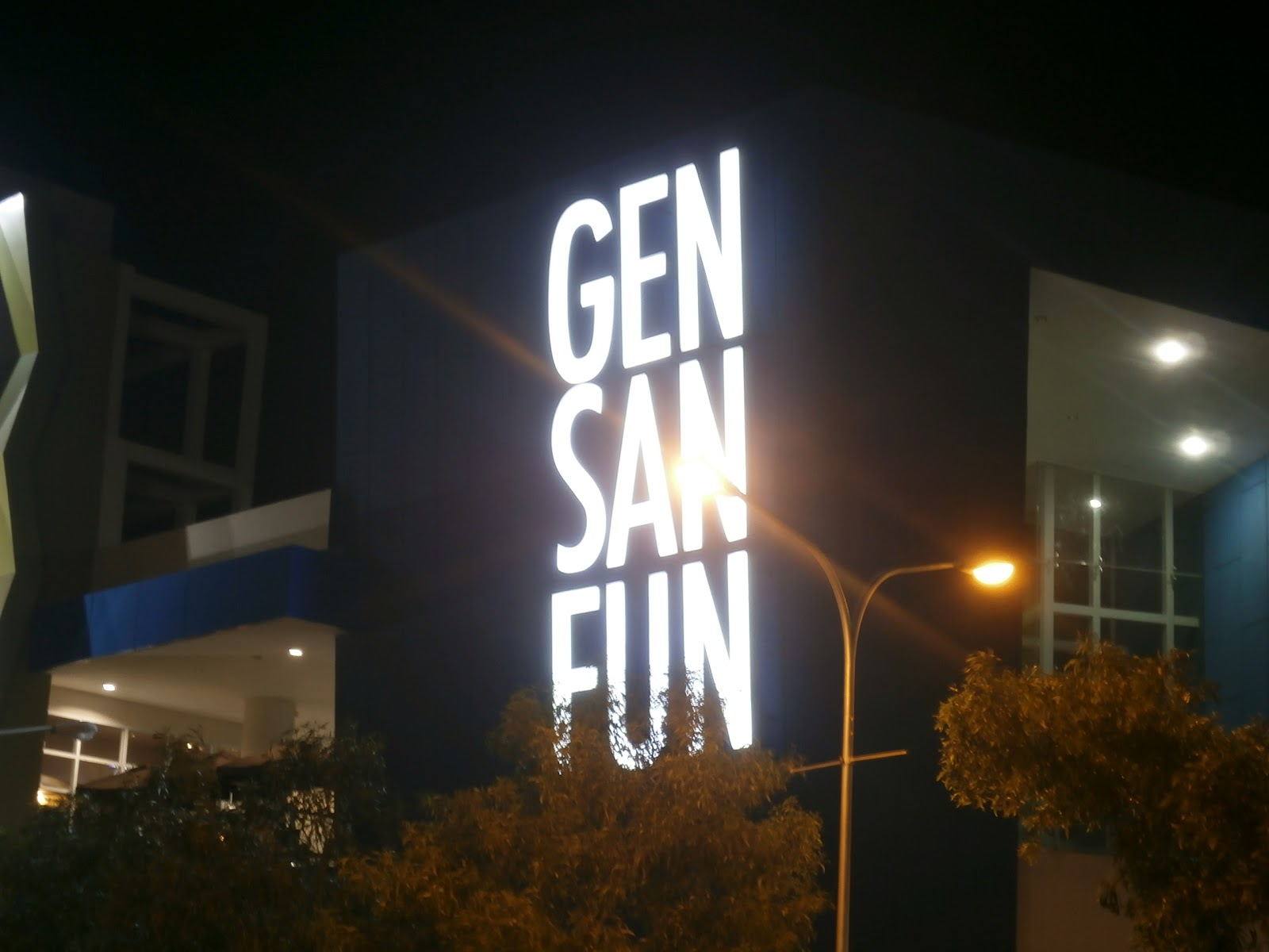 Gensan nightlife