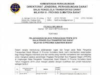 Dinas Perhubungan Sumbar - Kantor Lubuk Lasih, Tanjung Balit dan Air Haji sd Kamis 10 Jan 2018