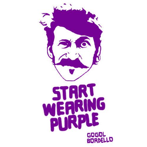 Start Wearing Purple