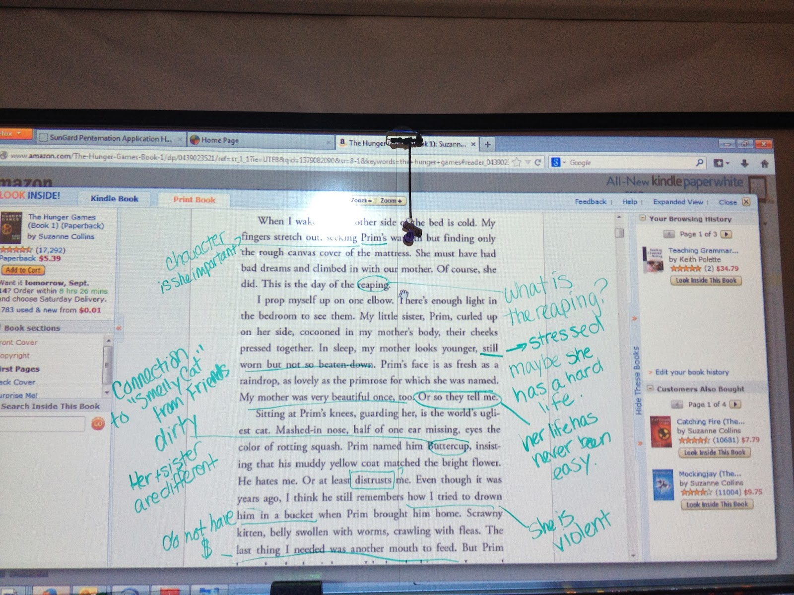 Teaching Teens In The 21st Close Reading Again