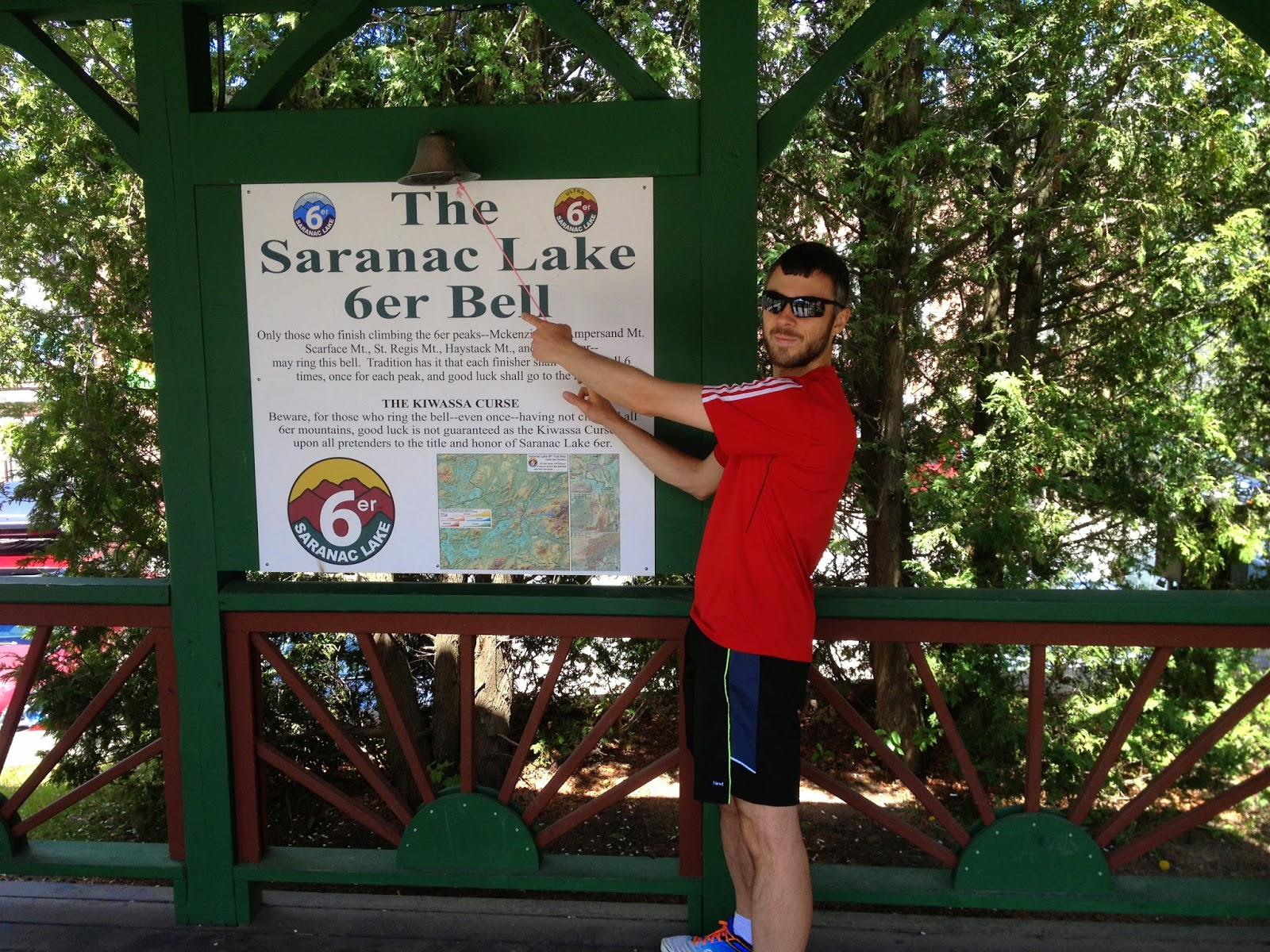 The Long and Winding Trail: Saranac Lake 6ers