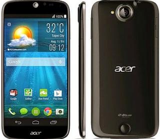 Firmware Acer Liquid Jade S55.