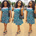 Simple And Beautiful Ankara Styles Short Gown