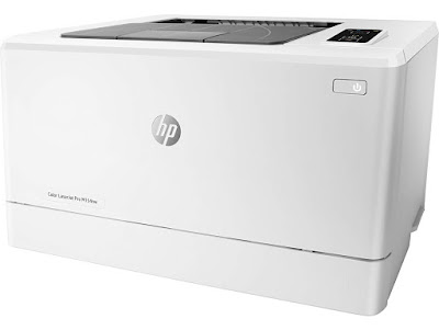 Faster impress speed together with outset page out fourth dimension HP Color LaserJet Pro M154nw Driver Downloads