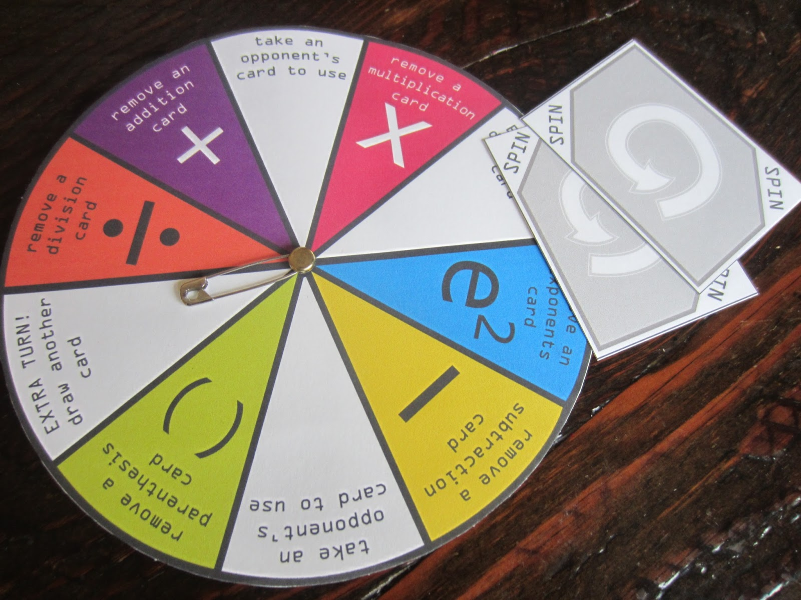 It is an image of Versatile Order of Operations Game Printable