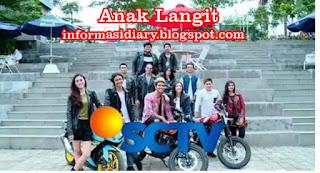 Sinopsis Anak Langit SCTV Senin 20 Februari 2017.
