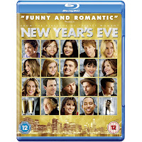 New Year's Eve Blu Ray Packshot Case Cover