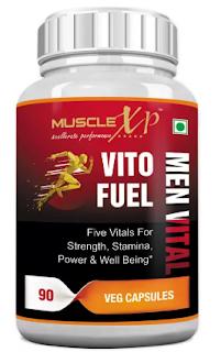 MuscleXP Vito - body banane ke liye capsule