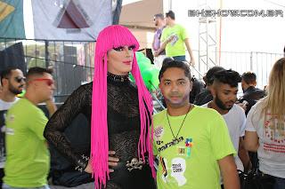 IMG 9788 - 13ª Parada do Orgulho LGBT Contagem reuniu milhares de pessoas