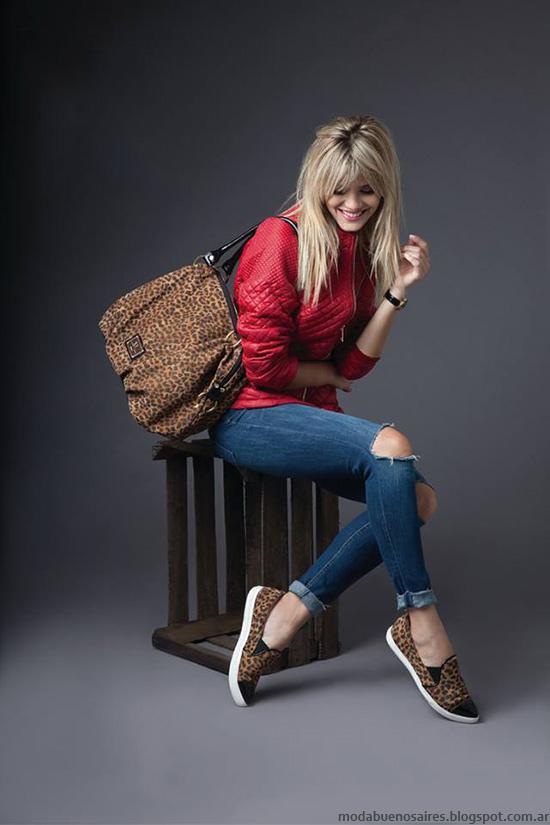 XL colección otoño invierno 2016 bolsos y carteras de moda.