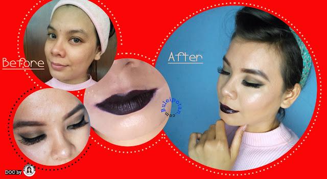 Malevolent+La+Splash+Lipstick