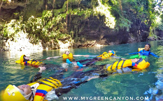 Paket wisata body rafting green canyon murah