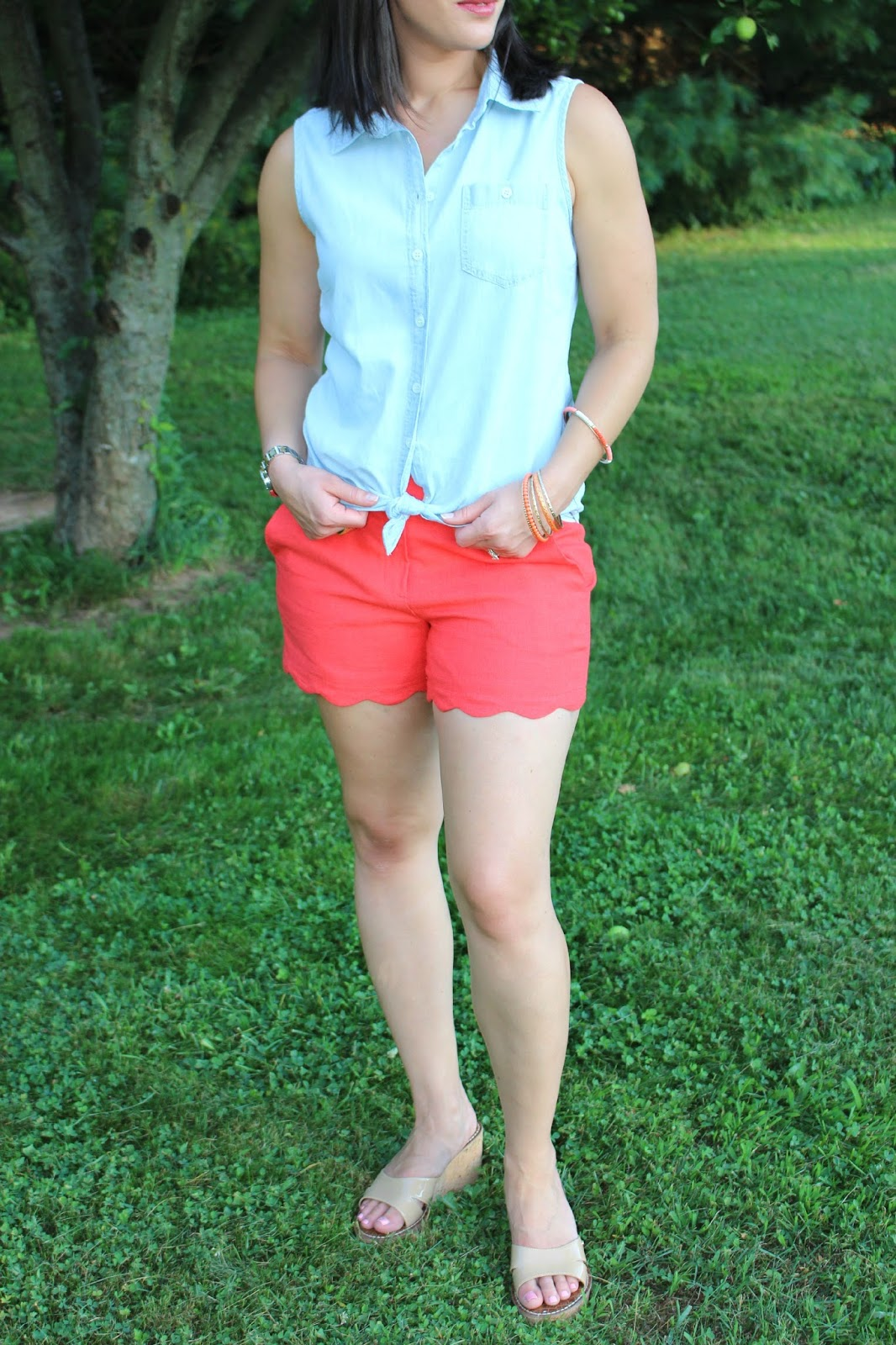 a60b8eccce97 Style in Harmony  What to Wear to a Summer Cookout