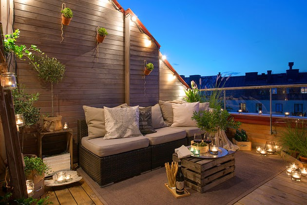 4 propuestas para decorar nuestras terrazas con estilo