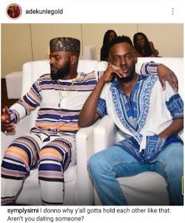 Falz and Adekunle Gold