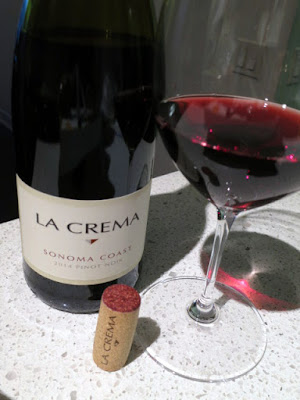 La Crema Pinot Noir 2014 - Sonoma Coast, California, USA (89 pts)