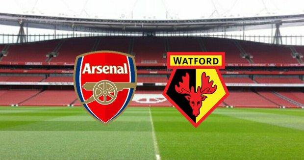 Link Live Streaming Arsenal vs Watford - Liga Inggris Minggu 11 Maret 2018