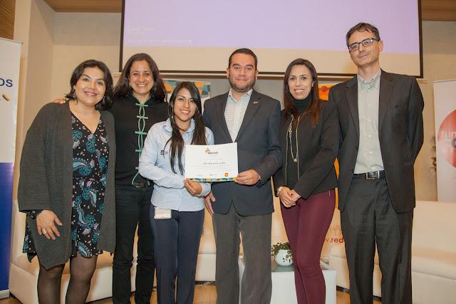"""GM OBB del Ecuador recibe agradecimiento al voluntariado corporativo """"Mil Gracias"""""""