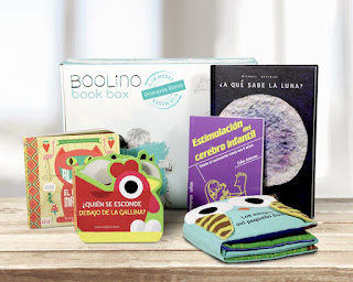 Cajas My Little Book Box de junio
