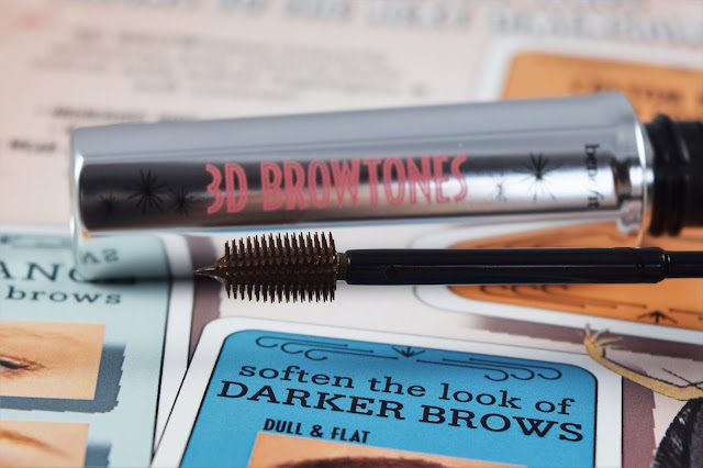 Benefit Cosmetics 3D Browtones