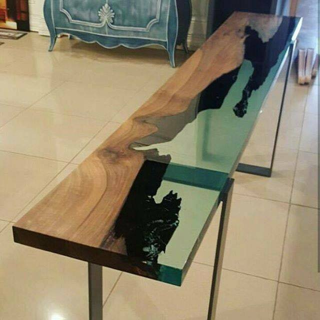 Guide%2BEpoxy%2BResin%2Bpouring%2Bglue%2Ba%2Btransparent%2Btable%2Bmirror%2B%252815%2529 Information Epoxy Resin pouring glue a clear desk reflect Interior