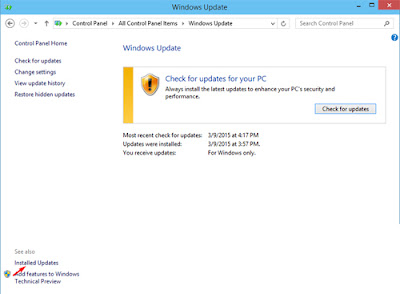 Cara Install .Net Framework Windows 10