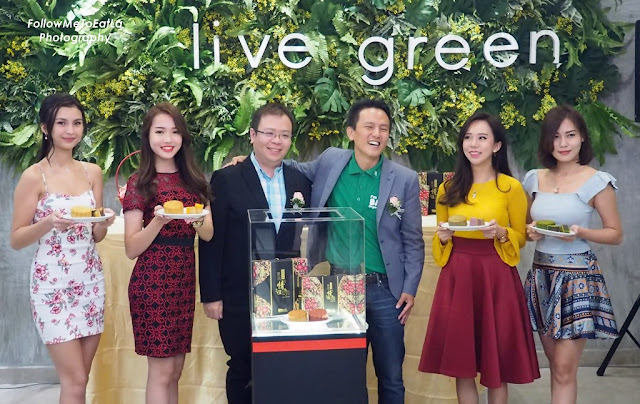 Launch Of BMS Organics Moon Cakes At MyTOWN Shopping Centre
