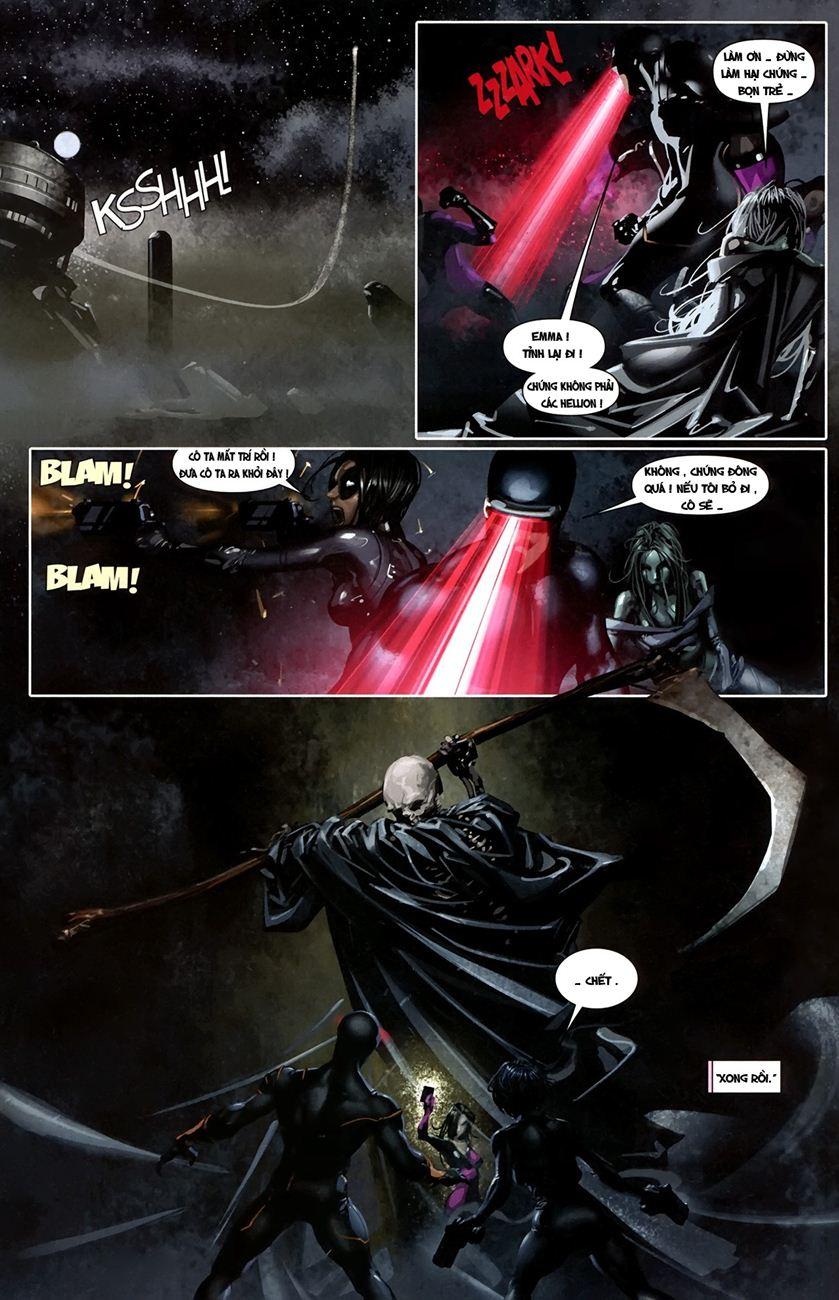 X-Men Necrosha chap 1 trang 24
