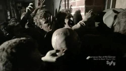 Zombie obitorio