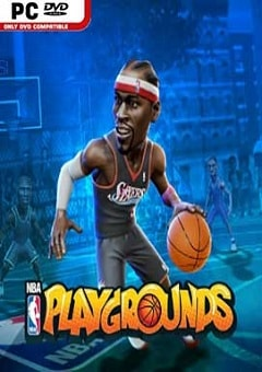 NBA Playgrounds Jogos Torrent Download capa