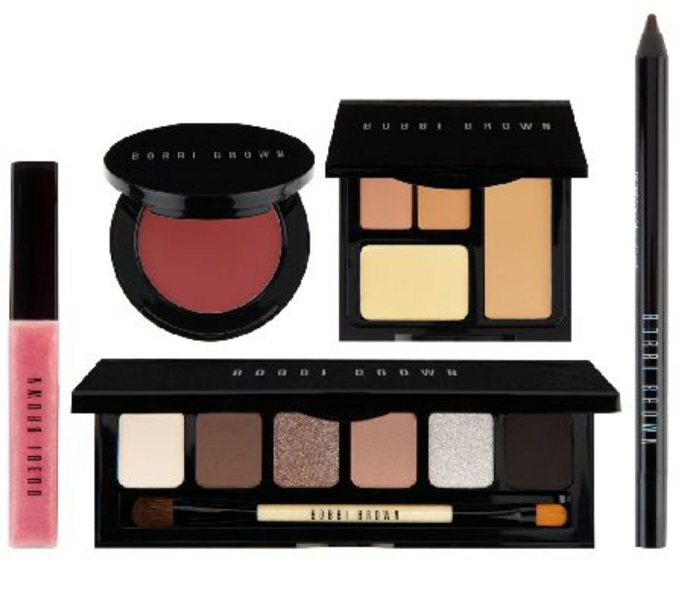 Bobbi's Basics Collection Bobbi Brown TSV April 4/29