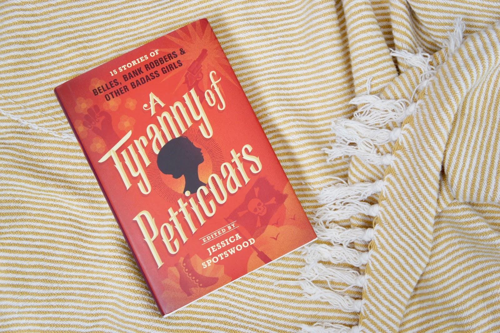 a tyranny of petticoats book club