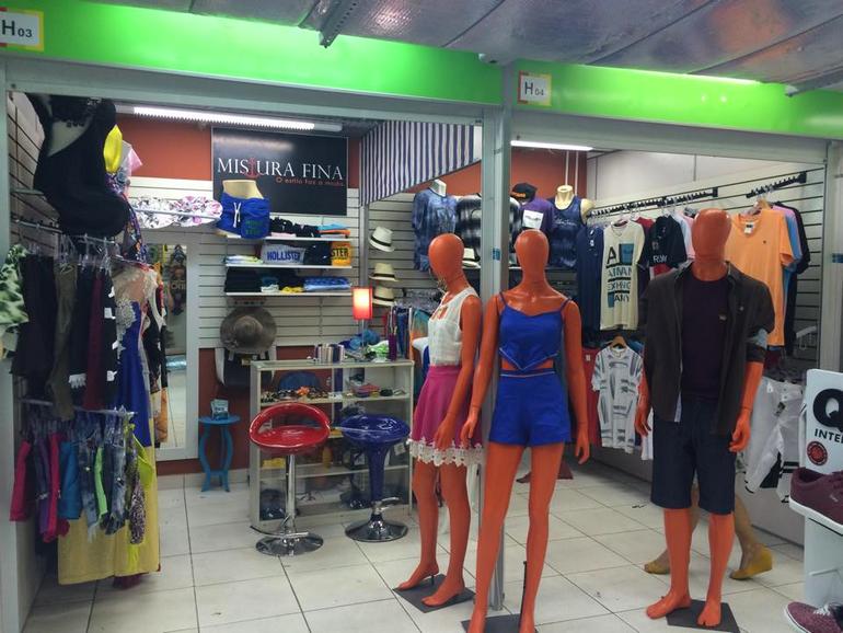 Loja de roupas femininas em Madureira