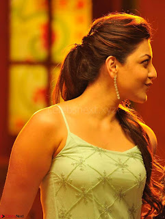 Kajal Aggarwal Pics from movie Khiladi no 150 (12).jpg