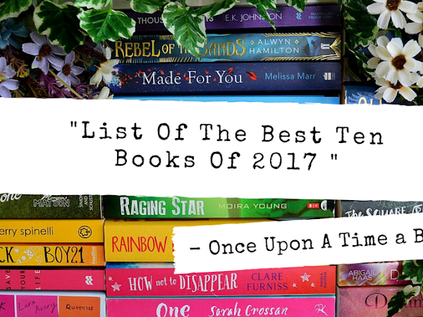 List Of The Best Ten Books Of 2017