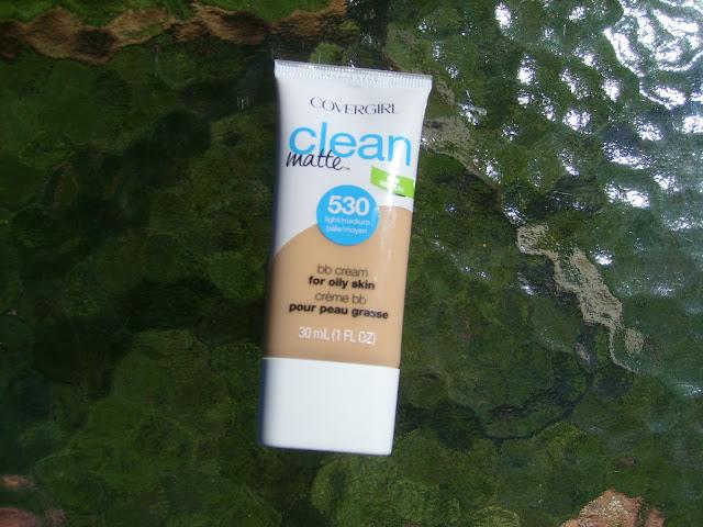 Covergirl Clean Matte BB cream shade 530 light/medium