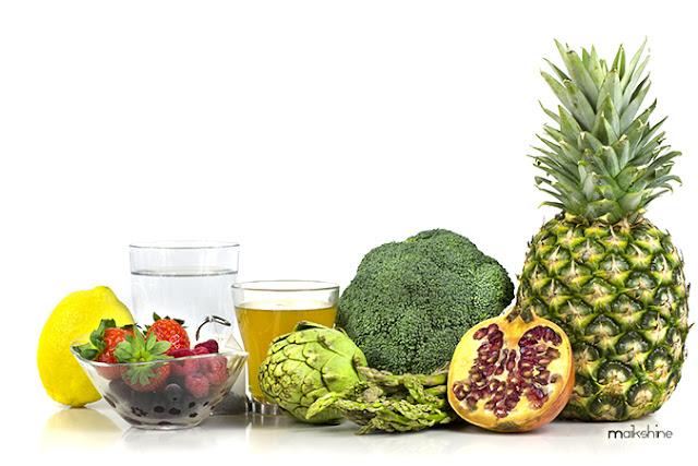 Alimentos DETOX diet