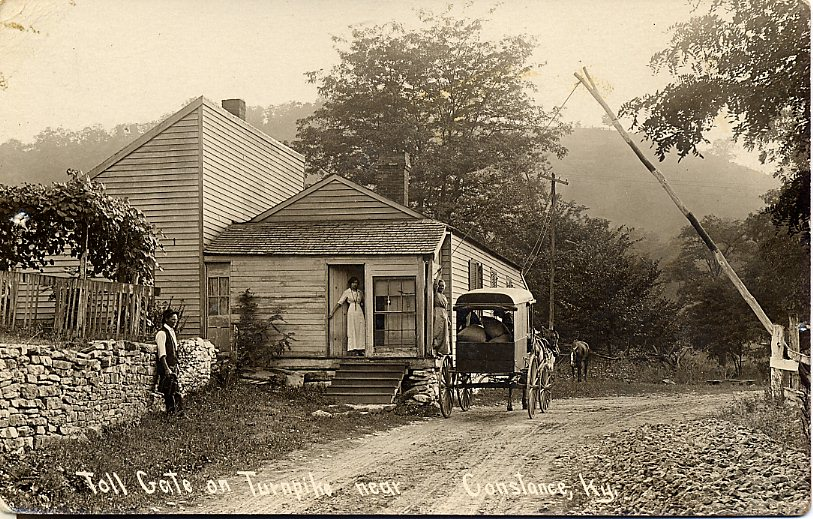 Scene from Boone County's Past