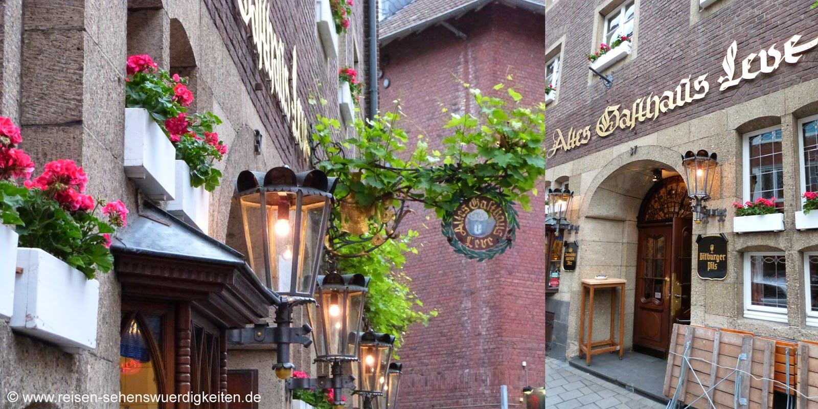 Altes Gasthaus Leve, Restaurants in Münster
