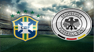 Brazil U23 vs Germany U23
