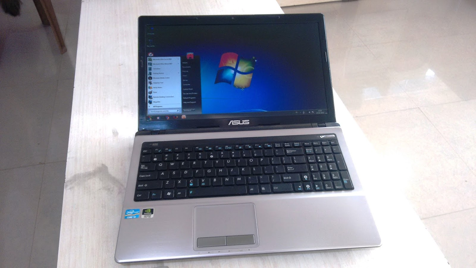 Asus K53SD BlueTooth Windows Vista 32-BIT