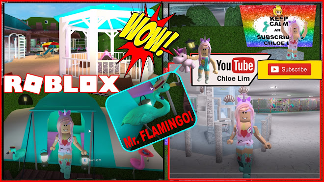 Chloe Tuber Roblox Welcome To Bloxburg Gameplay Adding In New