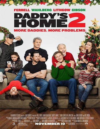 Daddys Home 2 (2017) English 300MB