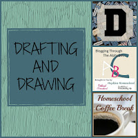 Drafting and Design (Blogging Through the Alphabet) on Homeschool Coffee Break @ kympossibleblog.blogspot.com