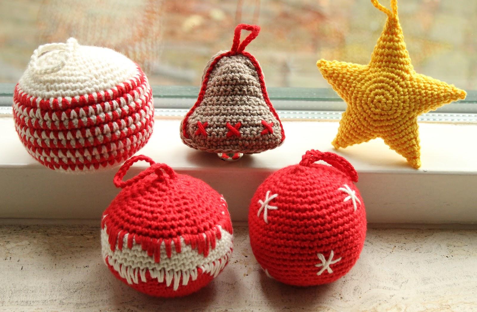 Hilde Haakt Kerstballen Haken