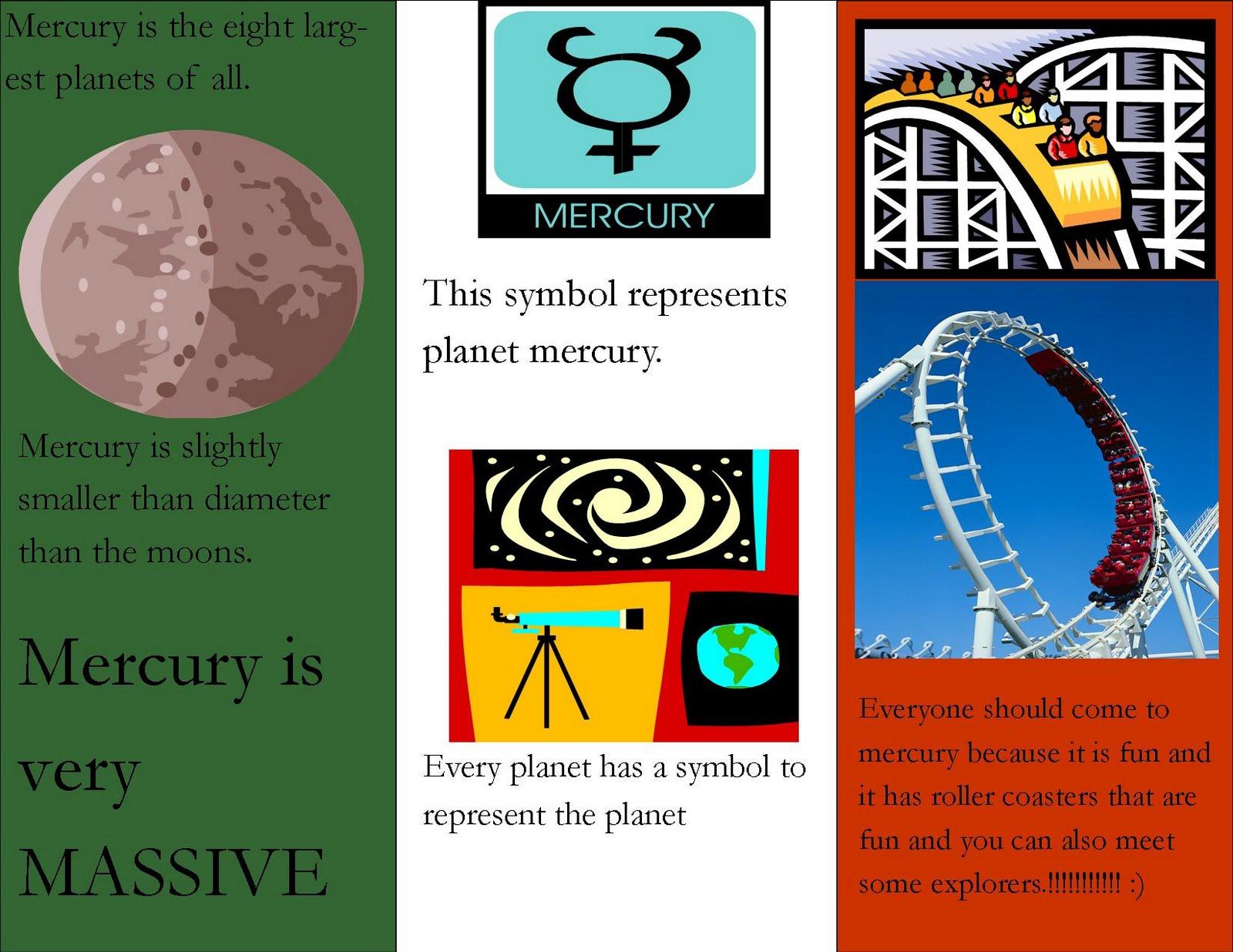 Planet Brochure Template Ideal Vistalist Co
