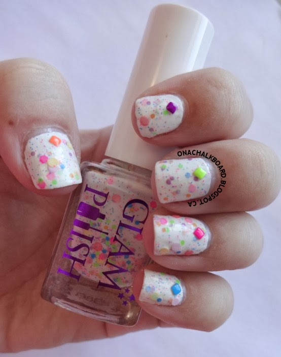 NOTD – Lost and Found ft. Glam Polish