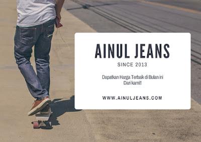 ainul jeans