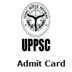 UPPSC Admit Card